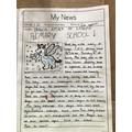 Eva's dragon report