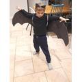 William the bat!