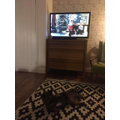 Mrs Brown's dog Lolly thought it was so exciting