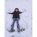 Ruby the snow angel