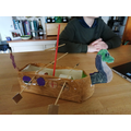 Emmanuel's boat