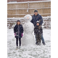 Ruby and the snowman