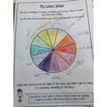Eva's colour wheel