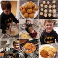Edward's cookery fun
