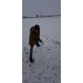 Busola's snowman