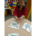 fine motor time - using screw drivers to connect wires