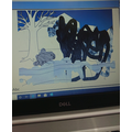 crazy fur picture for ICT by Milo