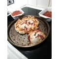 homemade puizza