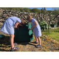 making a composter