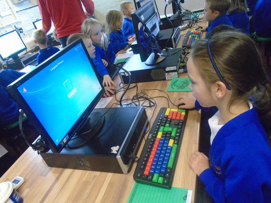 Computer Coding in Year Two!