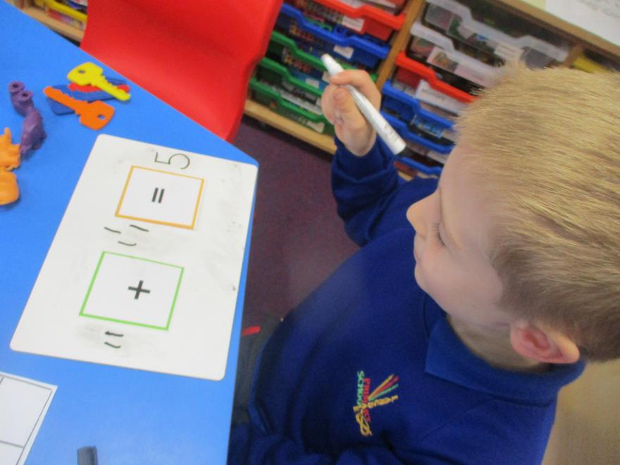 Exploring the Number 4 (or 5!)
