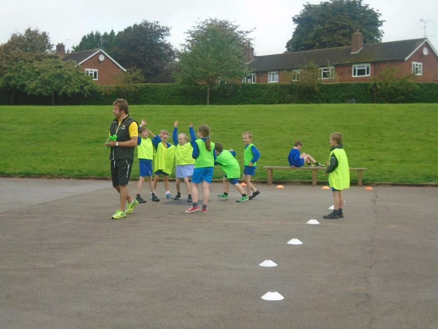Bee Active in Year Three!