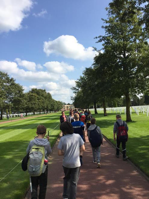 Memorial Walk