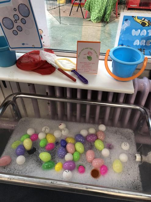 Fishing for Eggs!
