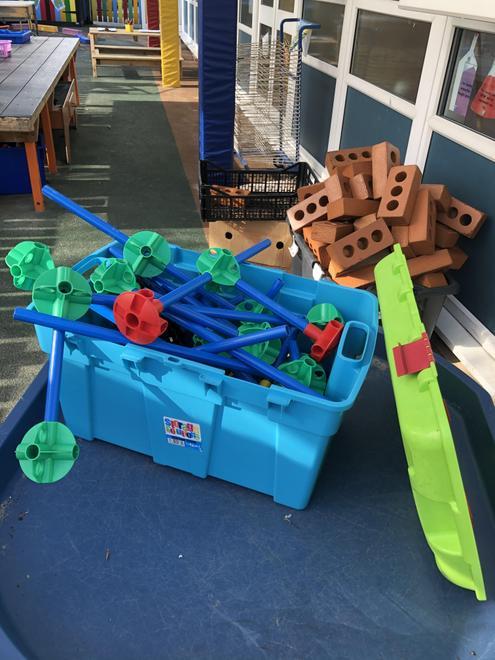 Constructing caterpillars