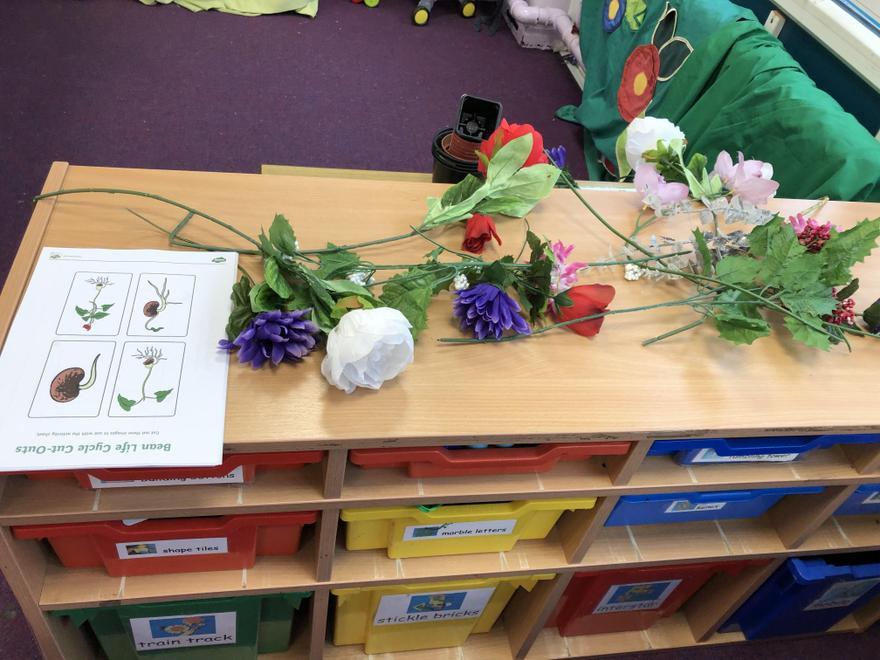 Garden centres role play