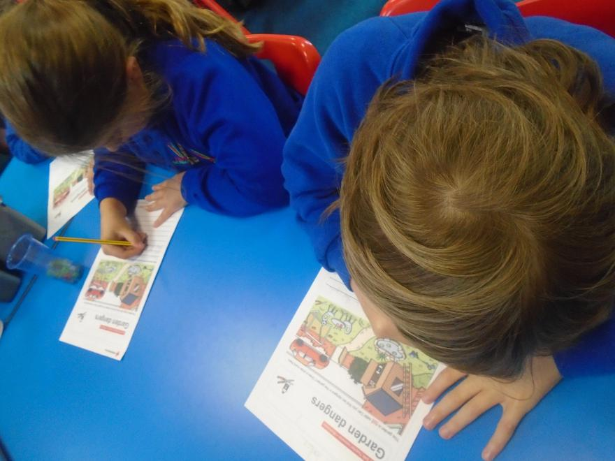 First Aid in Year Five! Theory Lesson