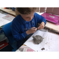 . . to create a favourite Roald Dahl character