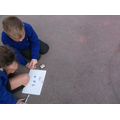 Active Maths: collect 3 digit cards and write the greatest  number possible!