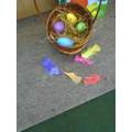 Mysterious eggs...