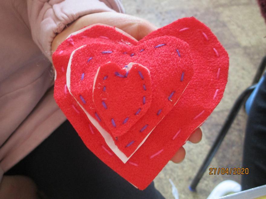 Sending love to everyone