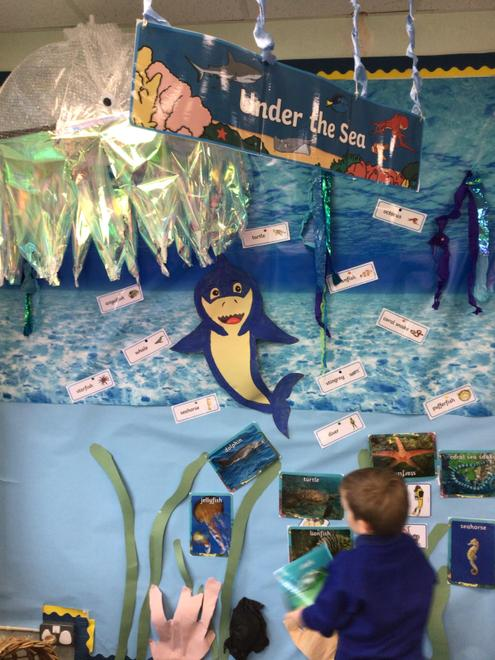 Under the Sea role play