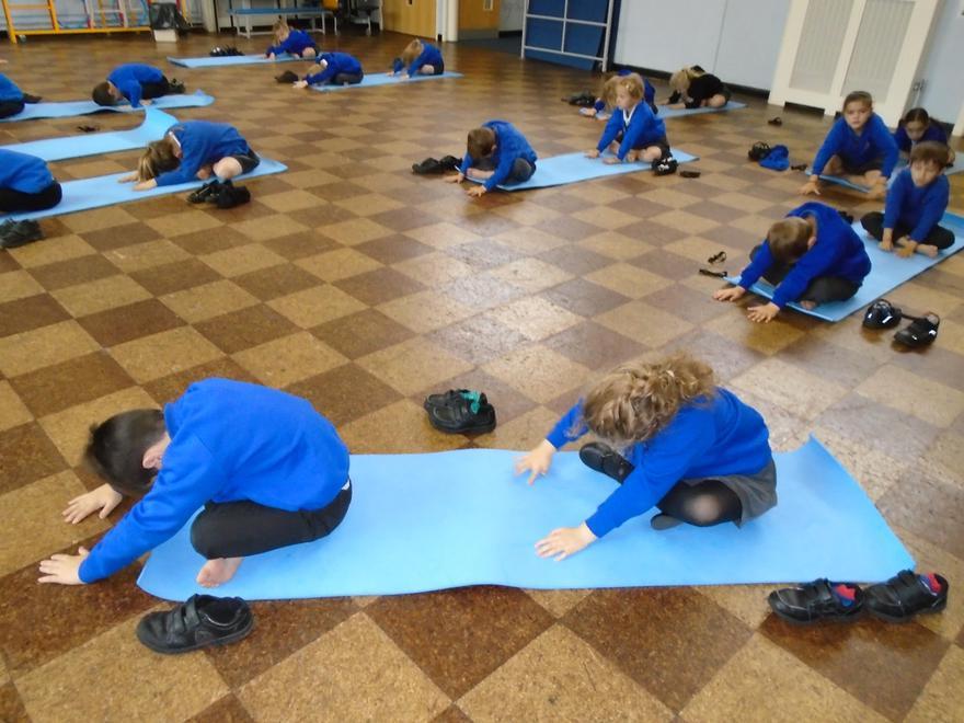 Yoga in Y2