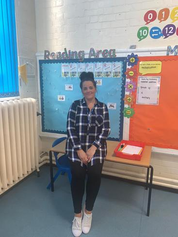 Miss Turner - Learning Support
