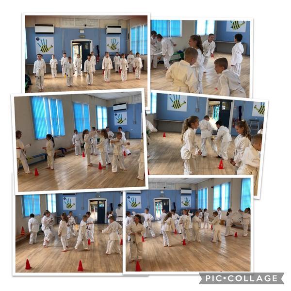 Self Defense Extra Curricular Club