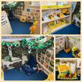 Construction Area- Jungle & Dear Zoo