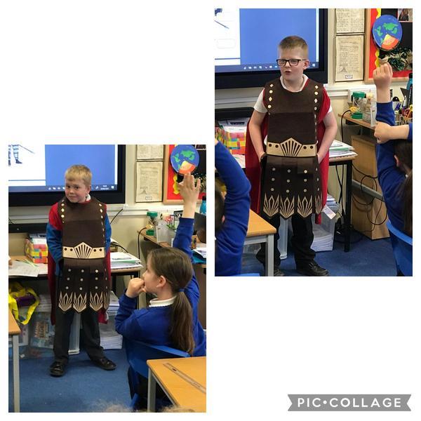 Roman Gladiator Hot Seating
