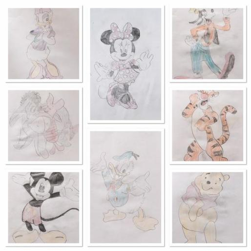 Phoebe J (6G) - Art