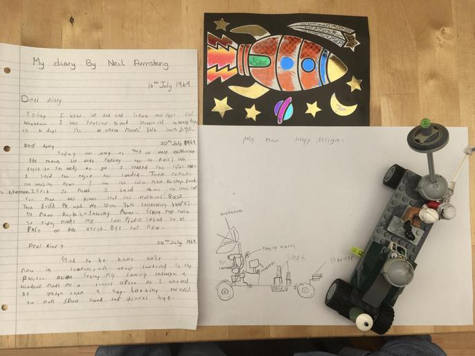 George S (3H) - Science Work