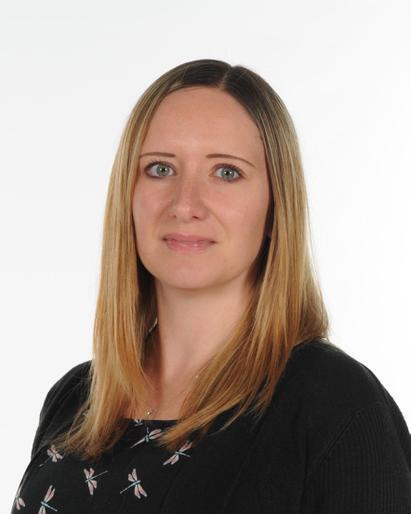 Anna Harrison -  Year 5 Teacher
