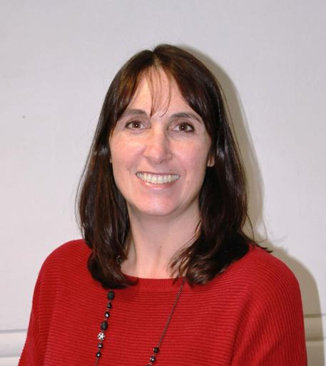 Sue Hall - Teaching Assistant