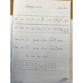 Great counting in 10s Lexi
