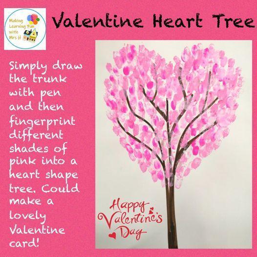 Create a Valentines card!