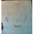 Brilliant portrait by Iyolah