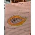 Lovely drawing Noah