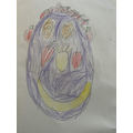 Lovely Arcimboldo inspired portrait Rudy!