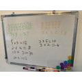 Love these colourful multiplications Tabby!