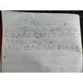 Well done Tabitha. Lovely wh sentences.