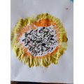 Lovely sunflower picture Lauren!