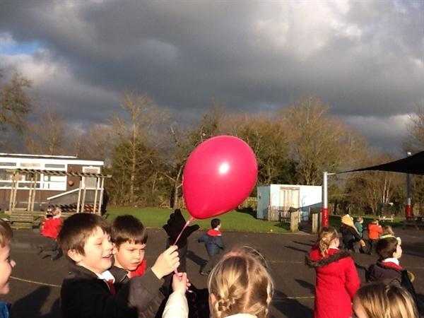 How far will our hot air balloons travel?