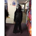 Mulberry Costume Winner - Alfie
