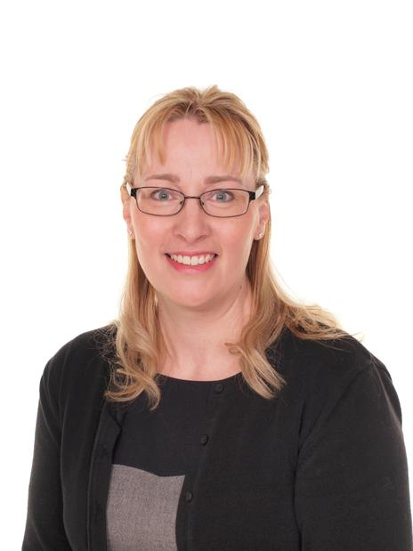 Mrs McCluskey - Head Teacher