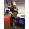 Oak Costume Winner - Sophie
