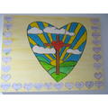 Chestnut Class Interfaith week canvas