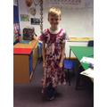Sycamore Costume Winner - Josh