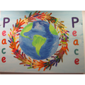 Saplings Class Interfaith week canvas